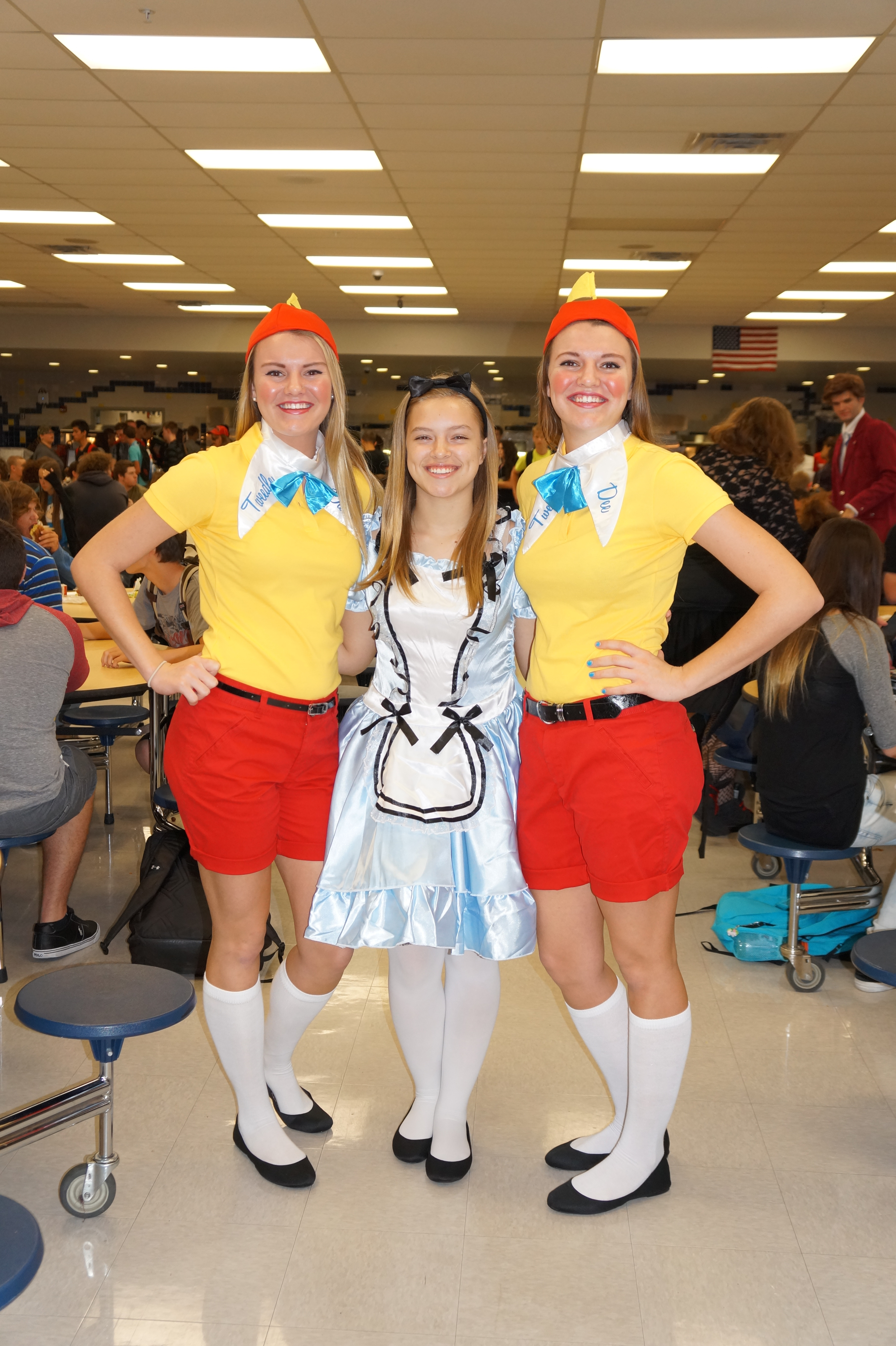 Character Day!