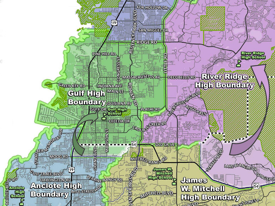 Special board meeting to vote on boundary proposal