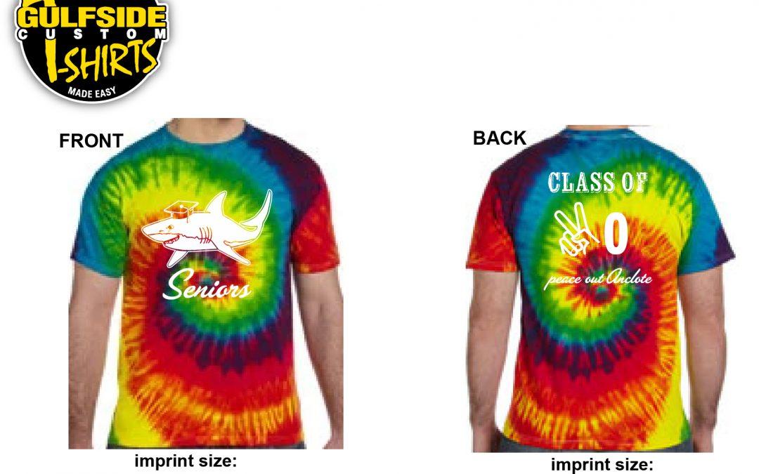 C/O 2020 Senior Shirts!