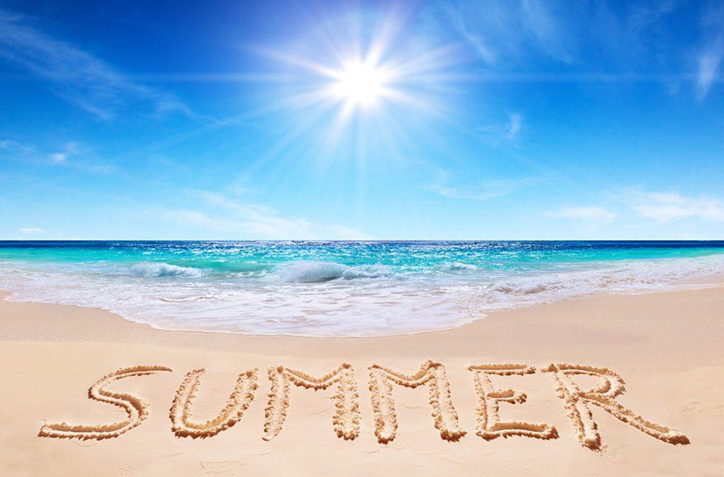 Enjoy your Summer Sharks!