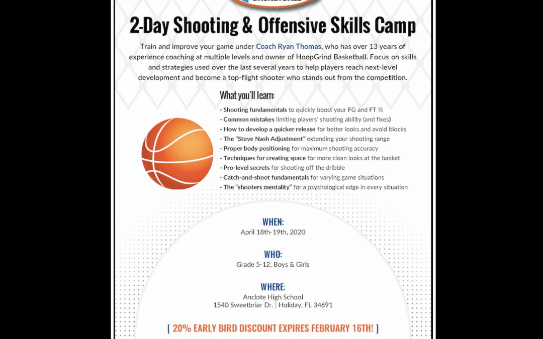 Basketball Camp!