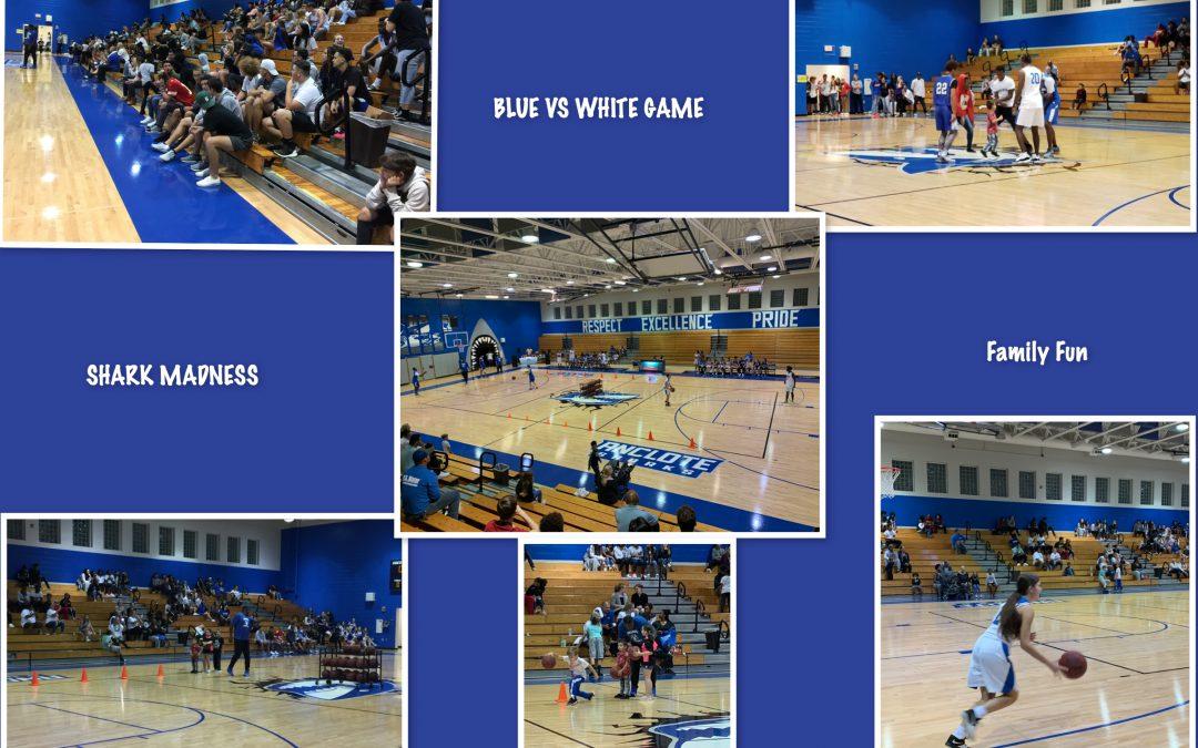 Blue Vs White Festivities!