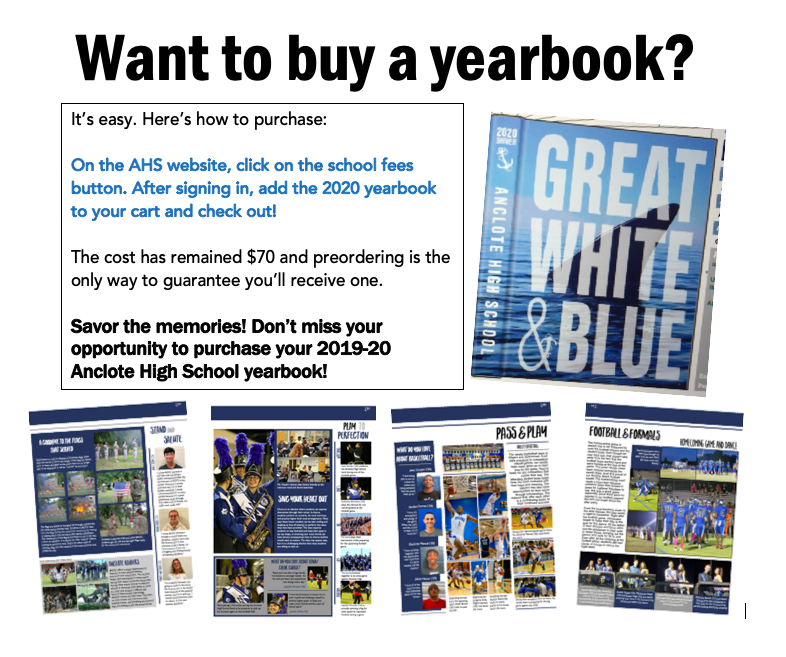 Looking to Buy a Yearbook?!?